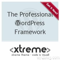 Xtreme One WordPress Theme Framework