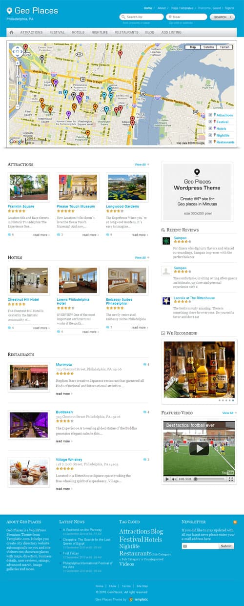 geo-places-wordpress-theme