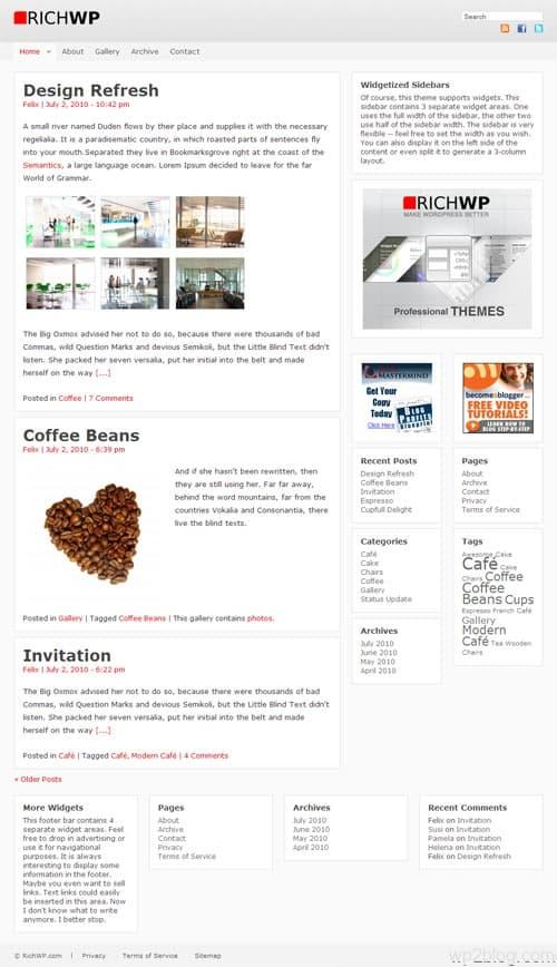 richwp-theme-framework