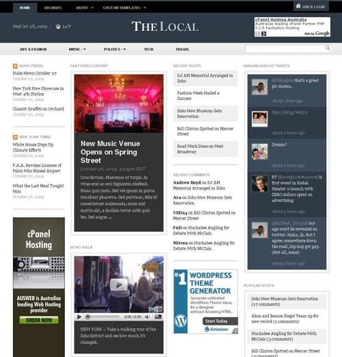 the-local-wordpress-theme