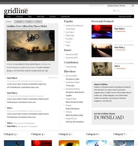 Gridline News