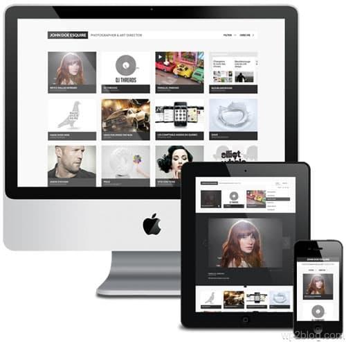 CreativeGrid Pro Responsive Design