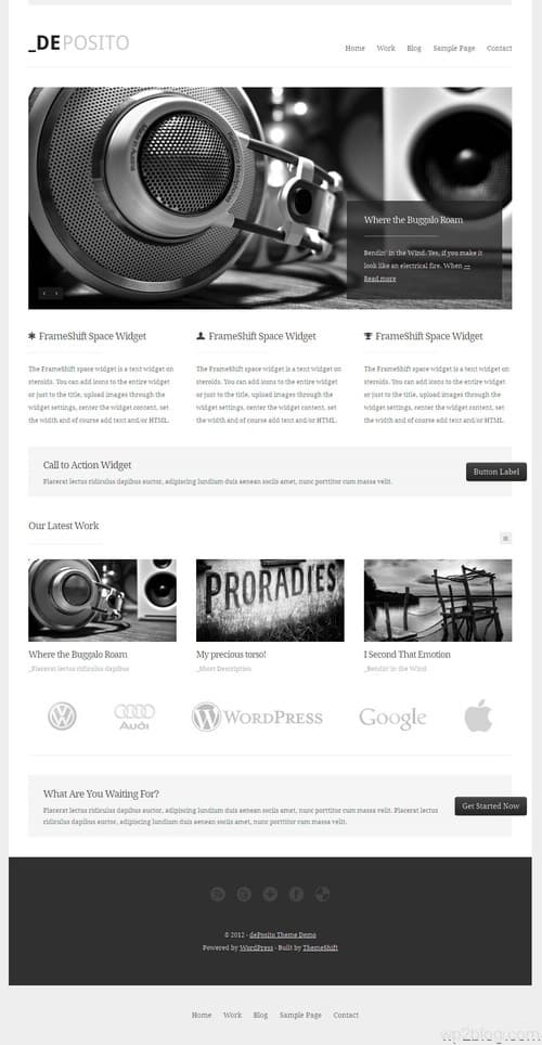 ePosito WordPress Theme