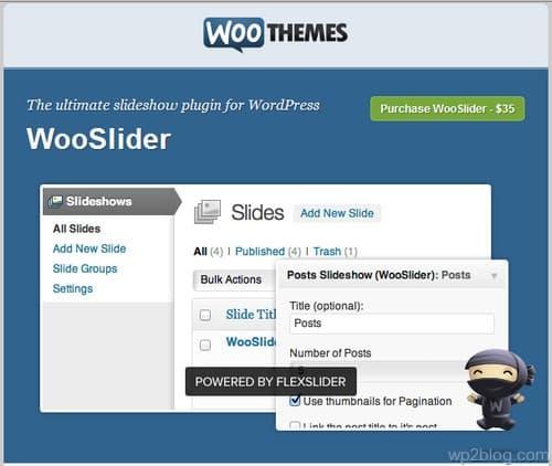WooSlider Plugin