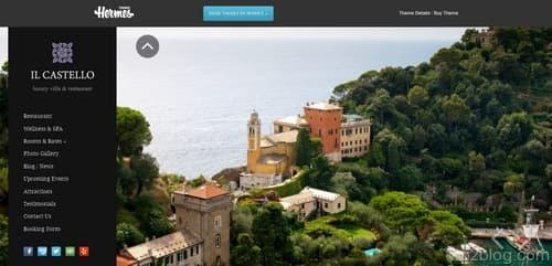 Castello WordPress Theme