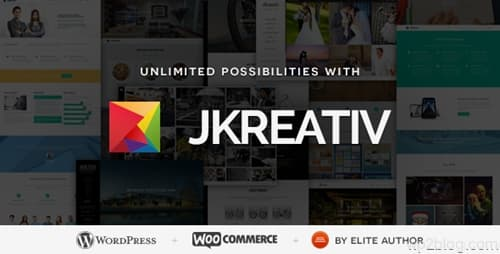 jkreativ WordPress Theme